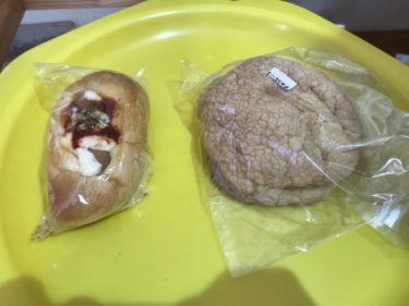 岡山真庭『パン工房ますかけ』素朴なチョコメロンパンとウィンナーパン!