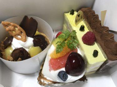 倉敷中島『菓子工房菓の森』愛媛県産とフランス産の栗を使ったモンブラン!