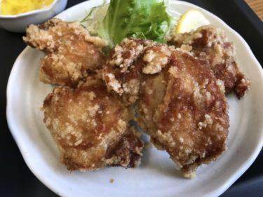 岡山勝央町『定食屋めしどき』海鮮丼とから揚げ定食にご飯食べ放題ランチ!
