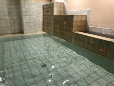 岡山湯郷温泉『ポピースプリングスリゾート&スパ』サウナとジャグジー風呂