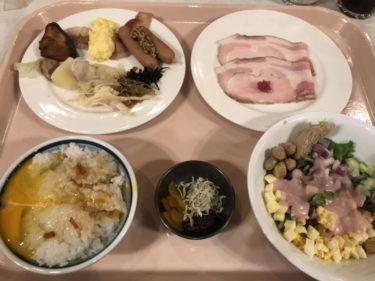 岡山湯郷温泉『ポピースプリングス』卵かけご飯食べ放題の朝食ビュッフェ!