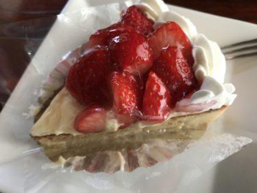 岡山総社『ブランノエル』苺ショートケーキとシャインマスカットタルト!