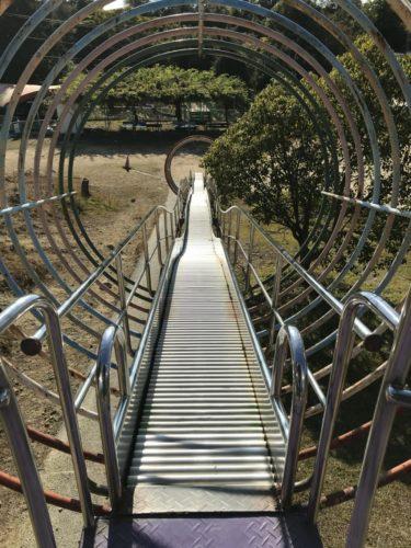 岡山ブルーライン『道の駅黒井山グリーンパーク』夏はプールとみかん狩り!