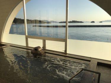 岡山牛窓『ホテルリマーニ』日本のエーゲ海を臨むオーシャンビューの温泉!