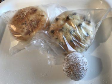 岡山津山『パン工房くるみの木リエゾン』4種のチーズパンとメロンパン!