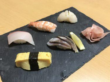 岡山県津山市『和食バル&鮨 料理屋山崎』芸術的にぎり寿司と合鴨チーズ!