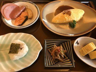 岡山『ザ・シロヤマテラス津山別邸』ミシュラン掲載ホテルの朝食ビュッフェ