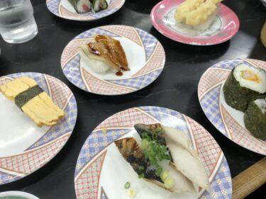 倉敷笹沖『回転寿司いづつや笹沖店』職人が握る新鮮で大きいネタが100円
