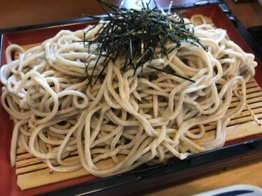 倉敷白楽町『自家製蕎麦たけのや』肉つけ蕎麦とざるそば肉めしセットランチ