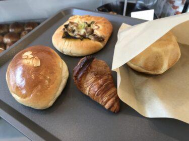 倉敷茶屋町『ナーズベーカリー』ふわふわ星のクリームパンとクロワッサン!