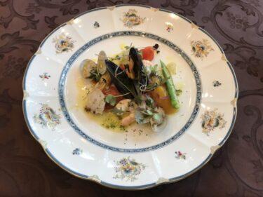 岡山野田屋町『コーザボーレ』パスタとメイン料理の豪華イタリアンランチ!